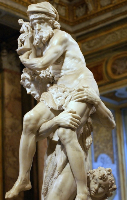 Aeneas, Anchises, and Ascanius